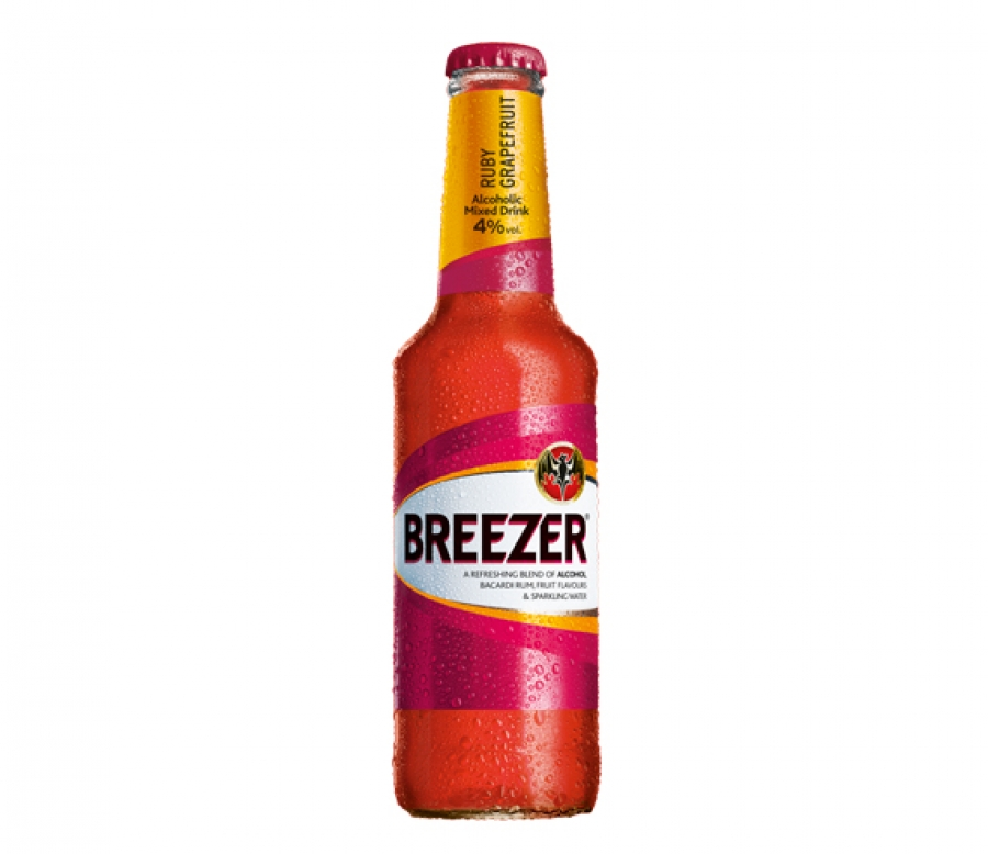 Bacardi Breezer Red Grapefruit